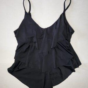 Venus Black halter top